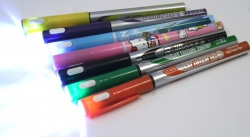 Brilliance Led Ballpoint Pen [Ly-616]