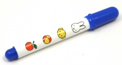 NEW Miffy and Mellanie Marker [Thick] Blue
