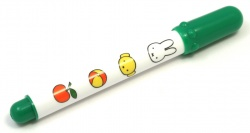 NEW Miffy and Mellanie Marker [Thick] Green