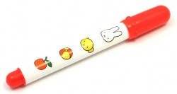 NEW Miffy and Mellanie Marker [Thick] Red