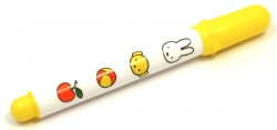 NEW Miffy and Mellanie Marker [Thick] Yellow