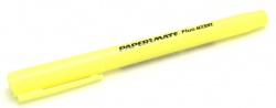 Papermate Fluo Accent Highlighter Yellow