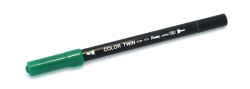Pentel Color Twin Green