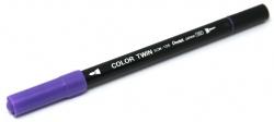 Pentel Color Twin Violet [SCW-108]