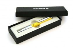 Zebra Telescopic Brights Yellow